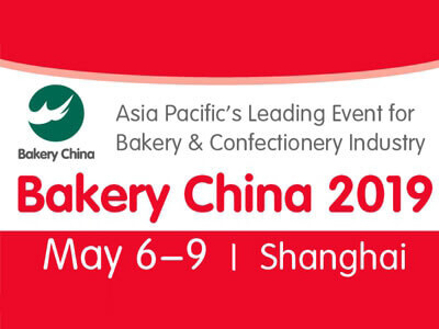 Bakery China 2019 Shangai / Çin