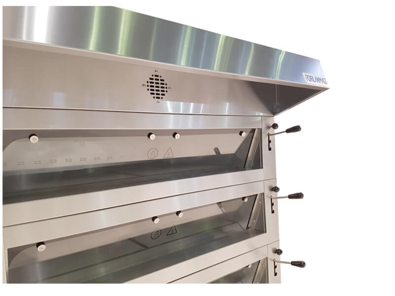 Electrical Mini Deck Oven