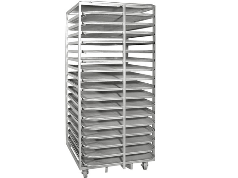 Tray Trolley Porlanmaz