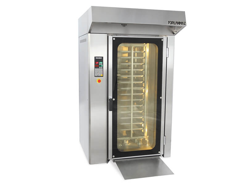 Rotary Rack Convection Oven (15 trays)