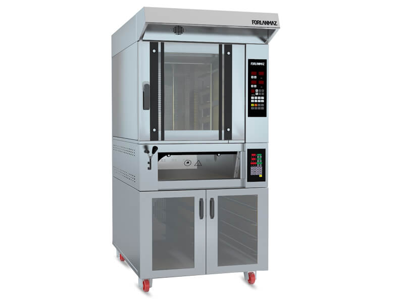 Rotary Rack Convection Oven