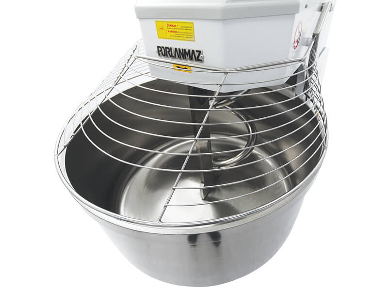 Spiral Mixer with Fixed Bowl