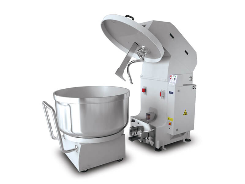 Spiral Mixer with mobile bowl Porlanmaz
