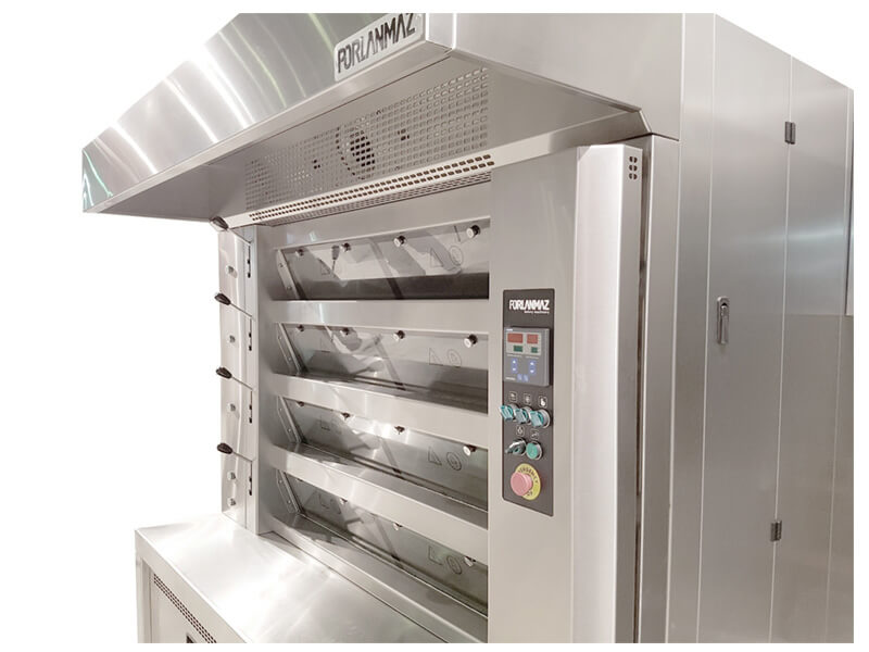 Stone Based Multi Deck Oven (Cyclothermic Oven)