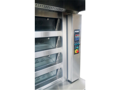 Stone Based Multi Deck Oven (Cyclothermic Oven) Porlanmaz