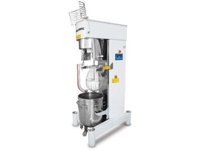 Full Automatic Planetary Mixer