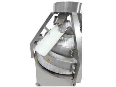 Conical Rounder Porlanmaz