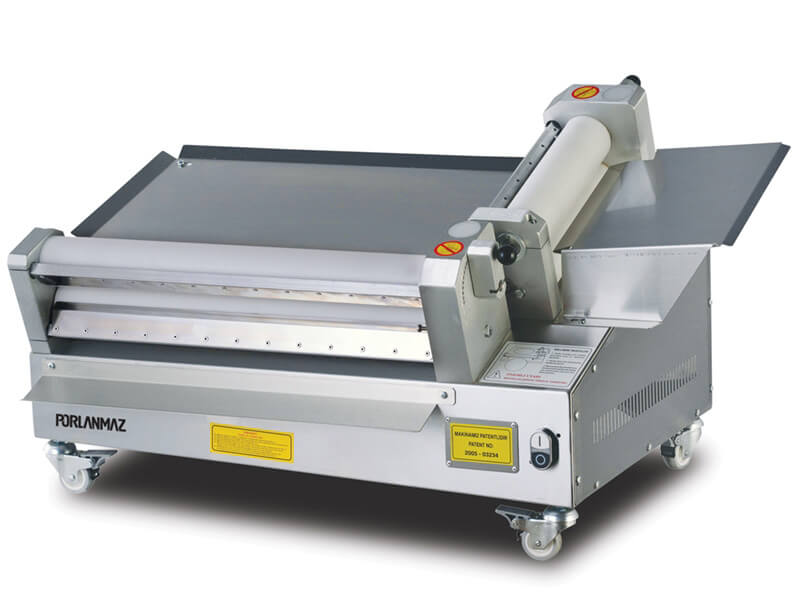 Tabletop Dough Sheeter