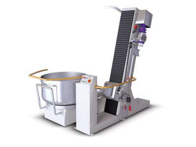 Automatic Bowl Tilting Machine