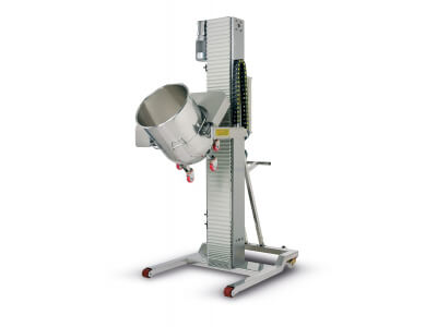 Bowl Tilting Machine for Planetary Mixer
