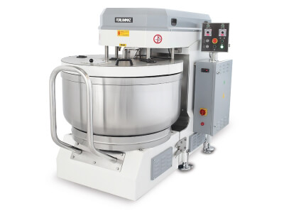 Spiral Mixer with mobile bowl